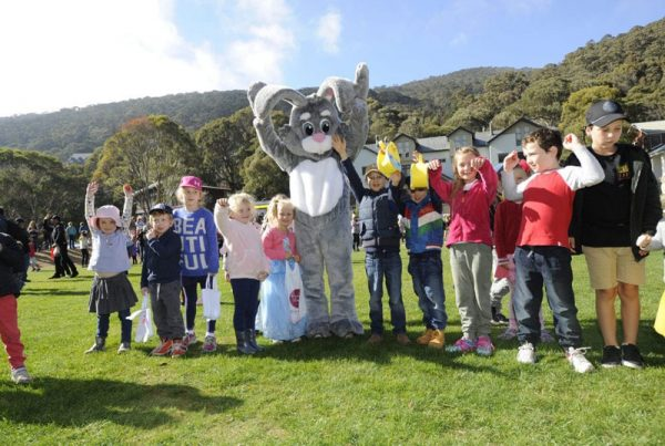 easter activities snowy mountains