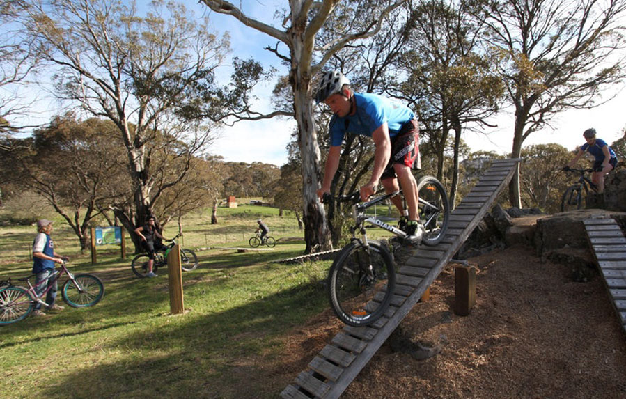 Lake Crackenback Mountain Bike Trails