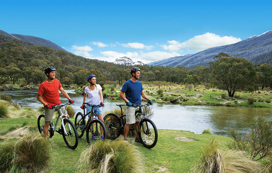 Perisher Mountain Bike Trails