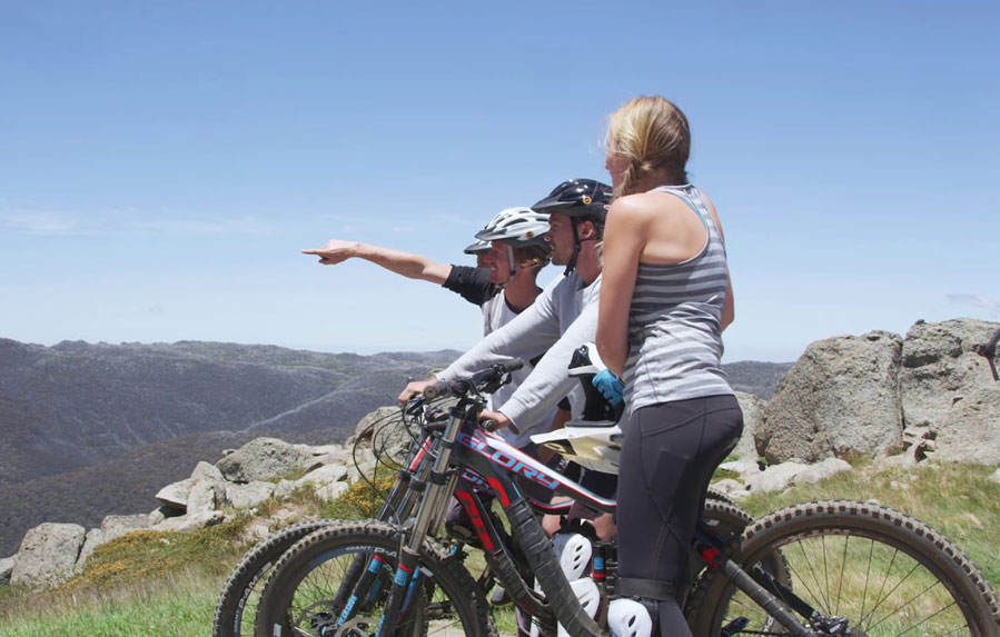 Thredbo Mountain Bike Trails